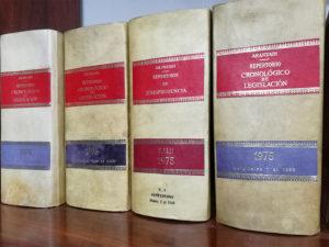Legislación y jurisprudencia